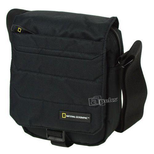 National Geographic PRO mała torba / saszetka na ramię / N00705.06 - czarny (4006268612715)