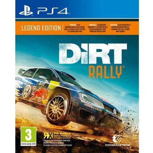 Dirt Rally, wersja językowa gry: [angielska]