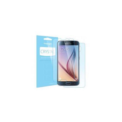 Folia SPIGEN LCD Film Crystal CR for Galaxy S6 SGP11306 z kategorii Szkła hartowane i folie do telefonów