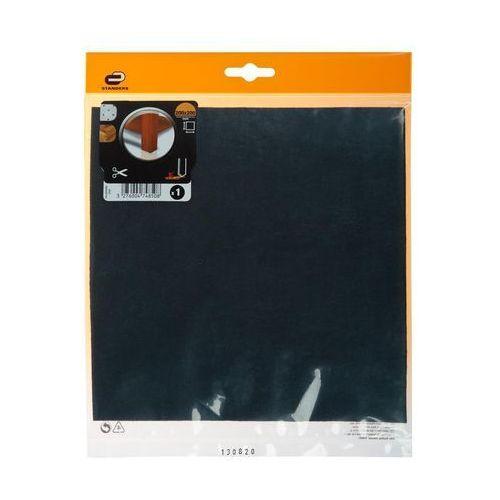 Podkładki ficowe SAMOPRZYLEPNA 200 x 200 mm STANDERS (3276004748508)