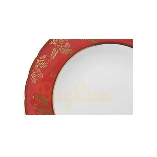 india red mała waza na zupę lub warzywa marki Royal crown derby
