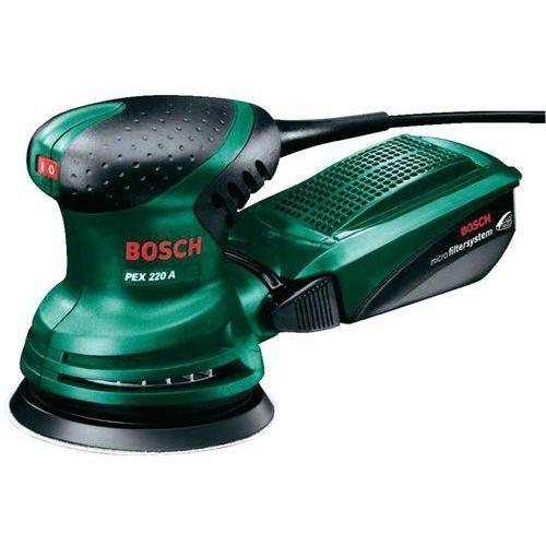 Bosch PEX 220 A - BEZPŁATNY ODBIÓR: WROCŁAW!
