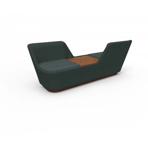 spell Shuffle sofa podwójna Wing ze stolikem shuffle-pairwing
