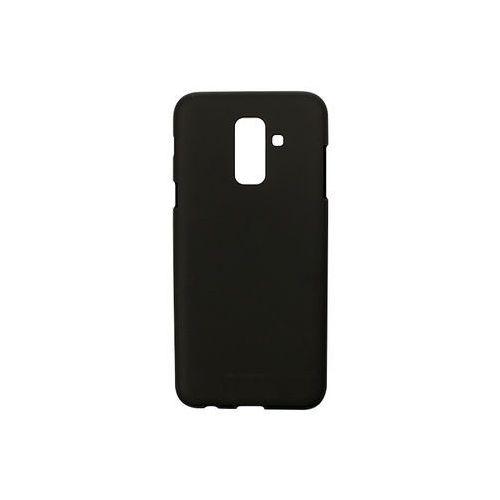 Samsung Galaxy A6 Plus (2018) - Mercury Goospery Soft Feeling - czarny