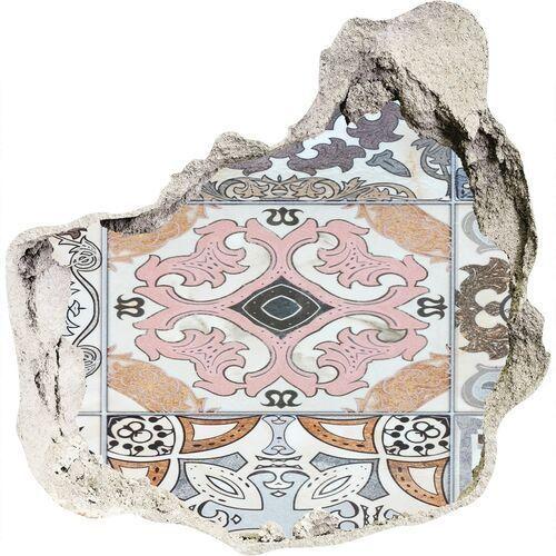 Fotoobraz dziura na ścianę Ceramiczne płytki