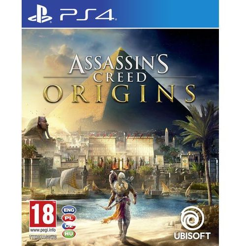 Ubisoft gra assassin's creed: origins na konsolę play station 4 (3307216025870)