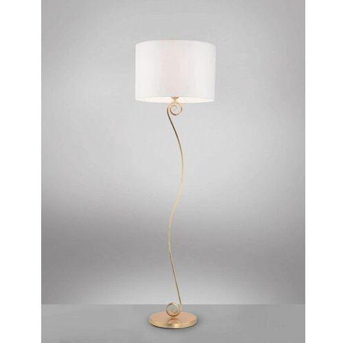 Paul neuhaus verena lampa stojąca złoty, 1-punktowy - nowoczesny - obszar wewnętrzny - verena - czas dostawy: od 2-3 tygodni (4012248323861)