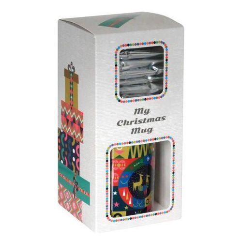 Świąteczny bożonarodzeniowy zestaw kaw - my christmas mug! - 10 wyjątkowych smaków kaw aromatyzowanych z kubkiem. gramatura 10x10g marki Cup&you cup and you