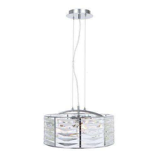 Lampa wisząca zwis Reality Biagio 3x40W E14 chrom 327003-06 (5906737309735)