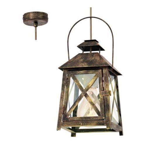 Eglo 49347 - lampa wisząca redford 1xe27/60w/230v