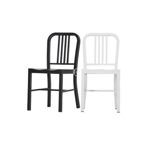 Krzesło Army biały by CustomForm
