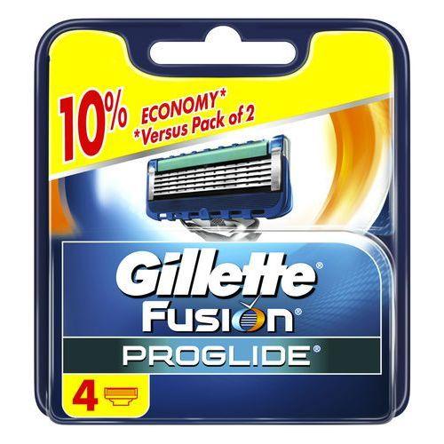 GILLETTE 4szt Fusion ProGlide Manual Wkłady do maszynki do golenia (7702018085514)