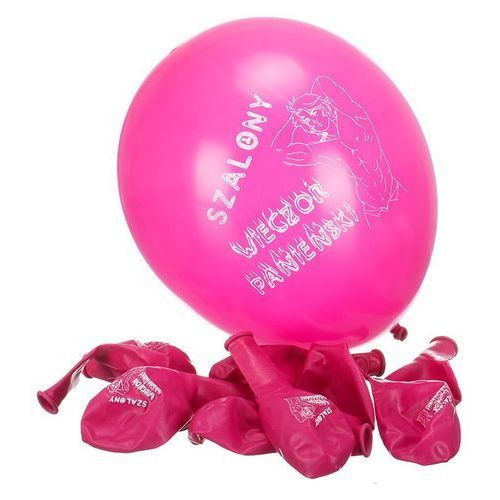 """OKAZJA - Balony """"Szalony wieczór panieński"""""""