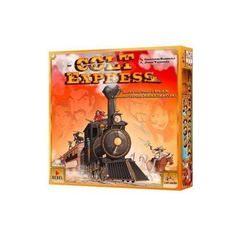 Colt Express. Gra Planszowa. Edycja Polska