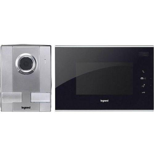 Legrand Wideodomofon  369210, kompletny zestaw, interkom drzwiowy z wideo, dom jednorodzinny (3245063692107)