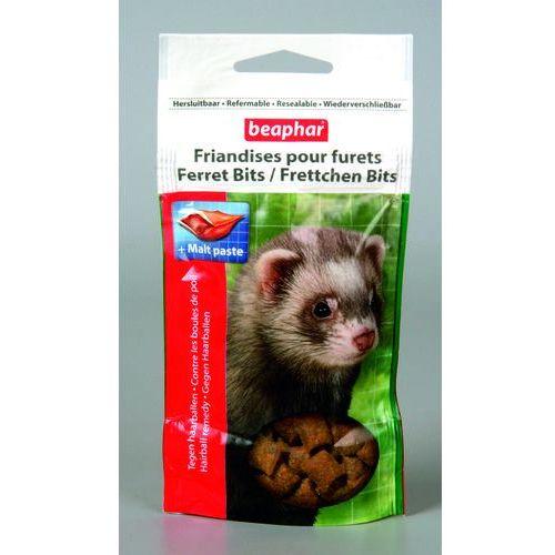 Beaphar ferret bits - przysmak witaminowy dla fretek 35g (8711231114023)