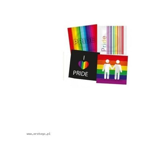 Pasante pride foils bulk pack (144 szt.) marki Pasante (uk)