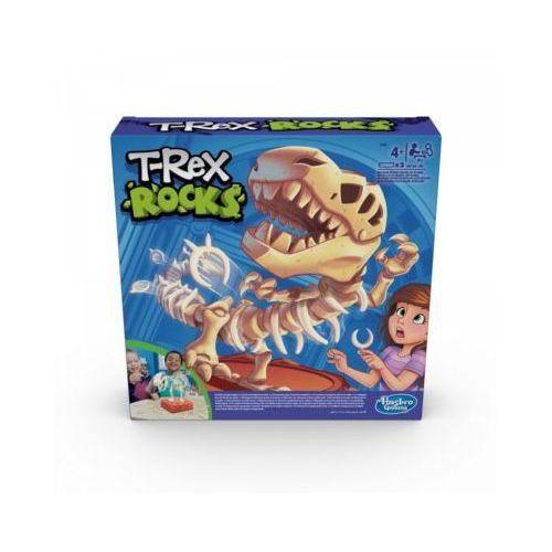 Gra T-Rex Rocks