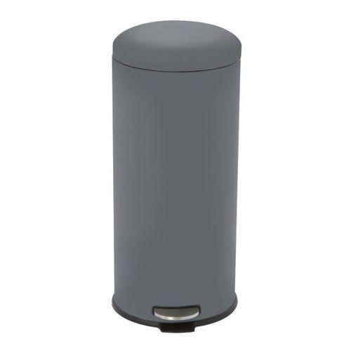 Cooke&lewis Kosz na śmieci tupero pedał 30 l metal antracyt (3663602791850)