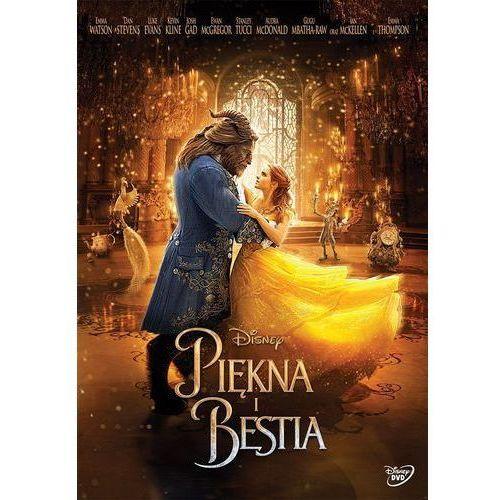 Piękna i Bestia (DVD) - Bill Condon. Najniższe ceny, najlepsze promocje w sklepach, opinie.