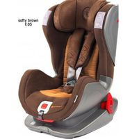 Fotelik Avionaut Glider Softy Isofix 9-25 kg - Brown F.05, AGS_brown_F.05_iso