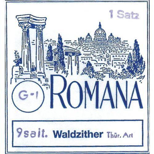 Romana (661255) struna do cytry leśnej - C5 w owijce