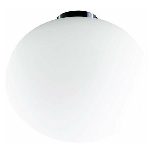 Plafon lampa sufitowa palla 24 szklana oprawa kula ball biała marki Orlicki design