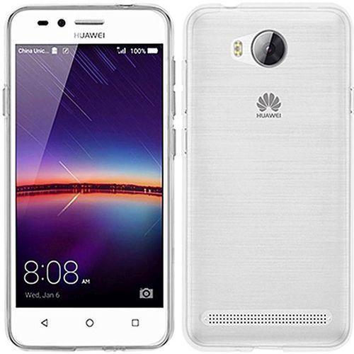 Etui QULT Back Case Clear do Huawei Y3 II Przezroczysty
