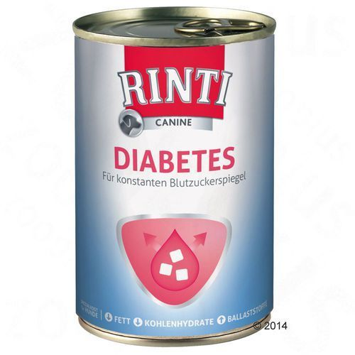 Rinti  canine diabetes 24x400g
