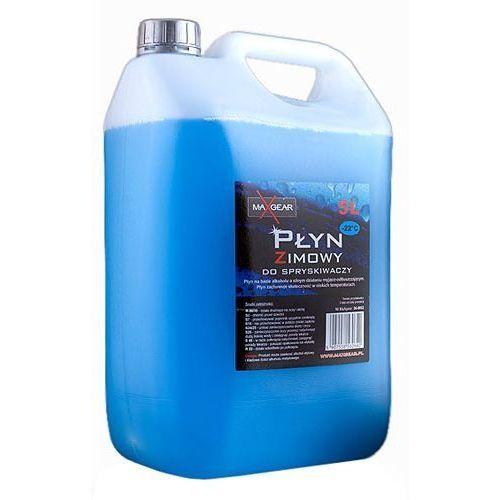 Maxgear Płyn do spryskiwaczy zimowy -22°c 5 litrów