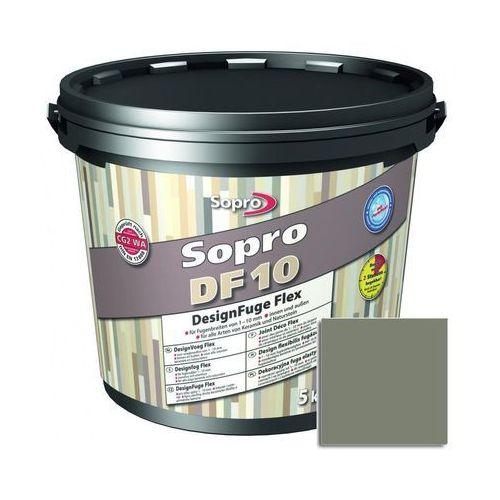 Fuga cementowa df10 betonowo-szary 5 kg marki Sopro