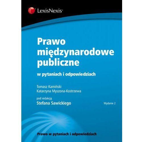 Prawo międzynarodowe publiczne w pytaniach i odpowiedziach (2012)