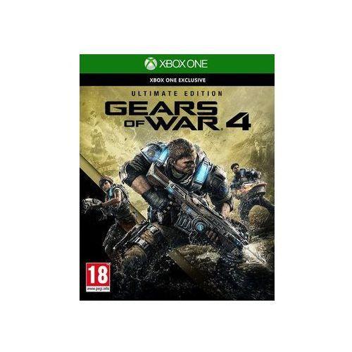 Gears of War Ultimate Edition (Xbox One). Najniższe ceny, najlepsze promocje w sklepach, opinie.