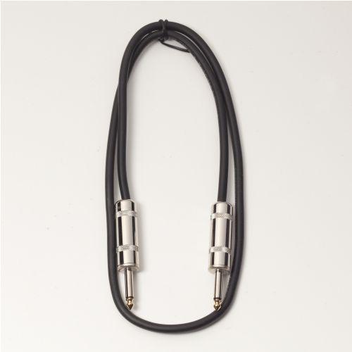 RockCable przewód głośśnikowy - straight TS Plug (6.3 mm / 1/4) - 1 m / 3.3 ft.