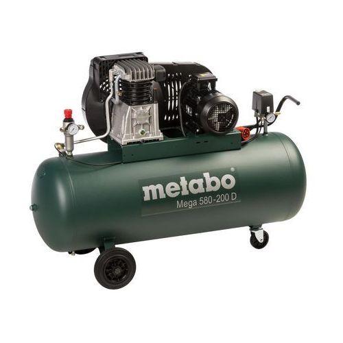 Metabo Mega 580-200 D (6.01588.00) (4007430253866)