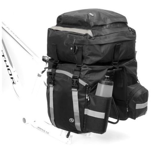 Sakwa na bagażnik AUTHOR TOURER 40 czarna