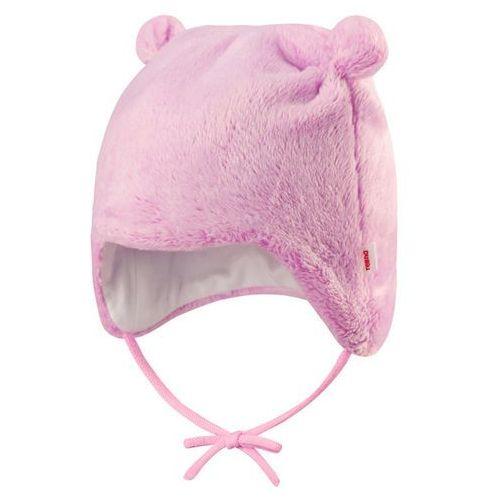Czapka zimowa niemowlęca Reima Bearcub Różowy - 4120