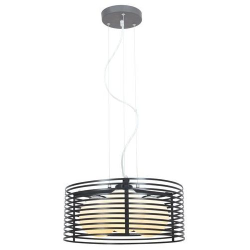 Lampa wisząca Filo Czarny Producent Lampex, kolor Czarny