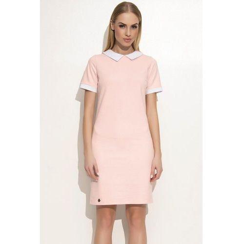 Sukienka Model M353 Powder Pink