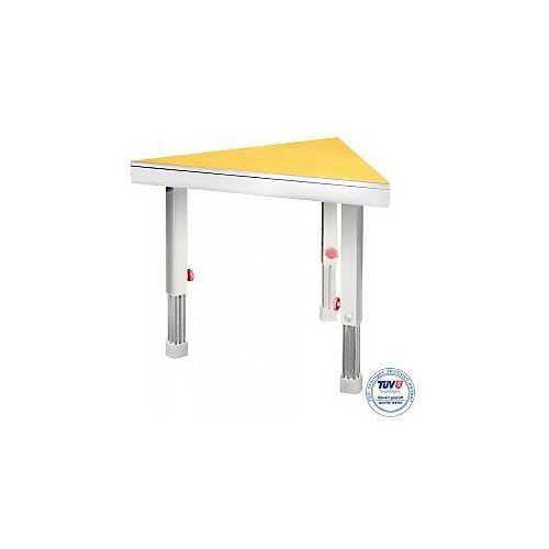 ergoflex 11 - stage platform indoor 1 x 1 x 1 m triangle, podest sceniczny od producenta 2m