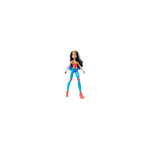 Lalki podstawowe superbohaterki dc hero mattel (wonder woman) marki Barbie
