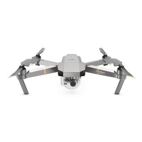 Dron mavic pro platinum marki Dji