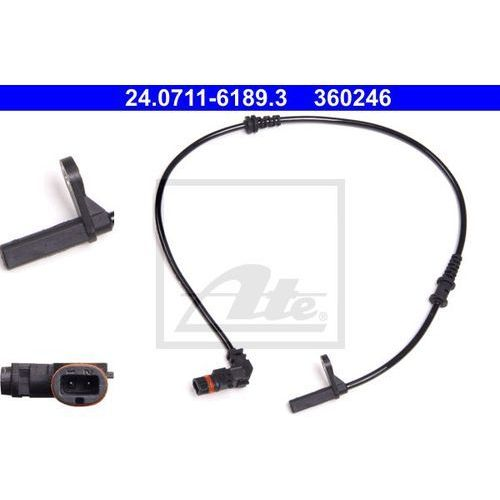 CZUJNIK ABS ATE 24.0711-6189.3 MERCEDES T-MODEL S204 C180 12-, ATE 24.0711-6189.3