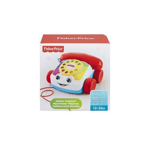 Fisher-price telefonik dla gadułki marki Fisher price
