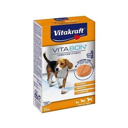 VITAKRAFT Vita Bon All Dogs - tabletki witaminowe dla psów (5-20kg) 31tab.