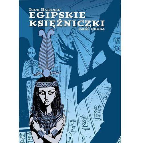 Egipskie księżniczki. Część 2 (118 str.)