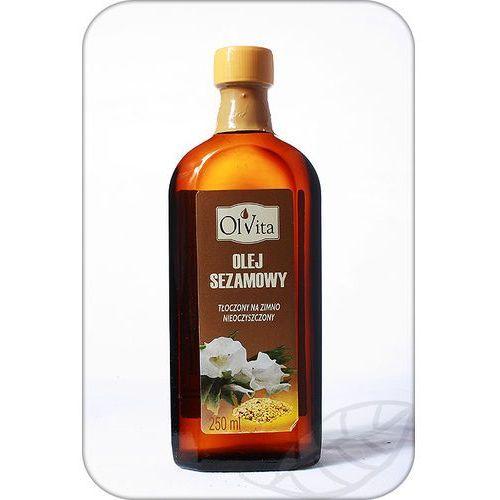Olvita: olej sezamowy - 250 ml. Najniższe ceny, najlepsze promocje w sklepach, opinie.