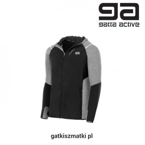 Bluza runner hoodie men marki Gatta active