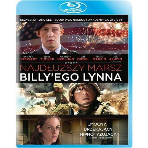 Najdłuższy marsz Billy'ego Lynna (Blu-ray) - Ang Lee - produkt z kategorii- Filmy obyczajowe