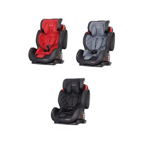 Fotelik samochodowy sportivo only isofix 9-36 kg  marki Coletto